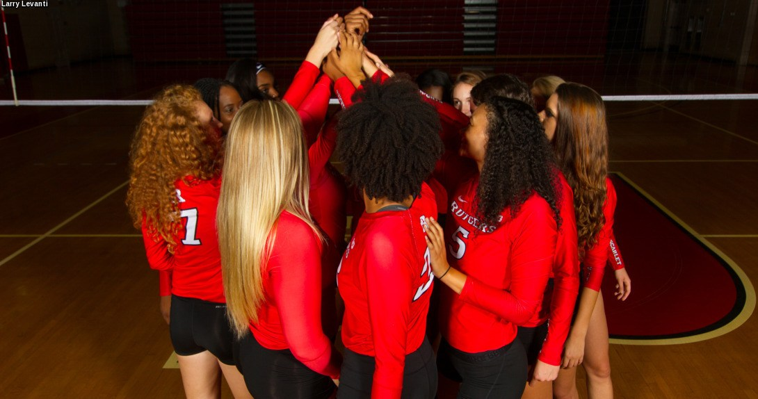 Rutgers Volleyball – Big Ten Play with No. 18 Penn State, Illinois