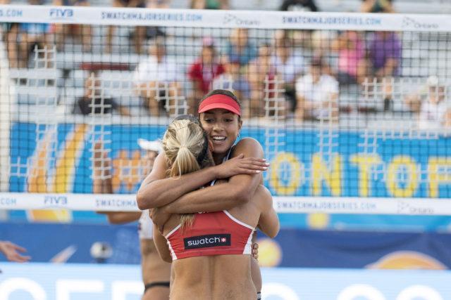 Brandie Wilkerson #2 Team Canada Red September 13, 2016 PHOTO: Chris Tanouye