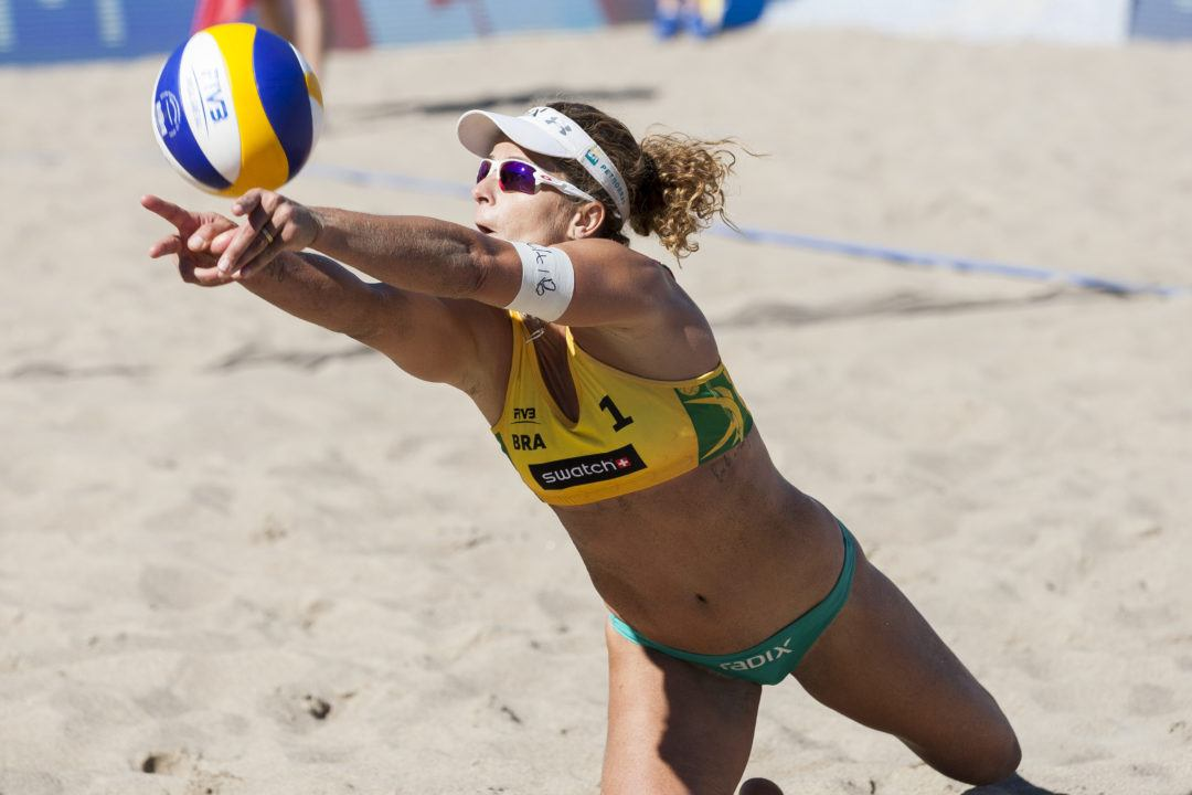FIVB Announces 2017 Beach Volleyball Worlds Selection Criteria