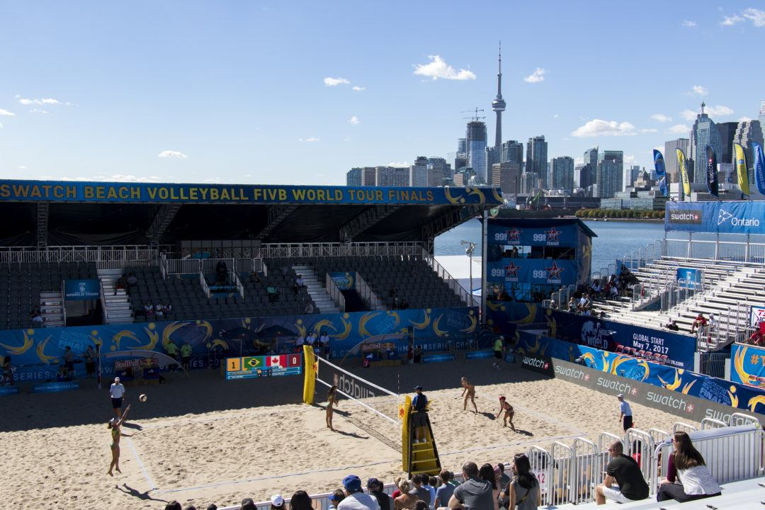 Forrer/Verge-Depre Win Bronze, $20,000 at World Tour Finals