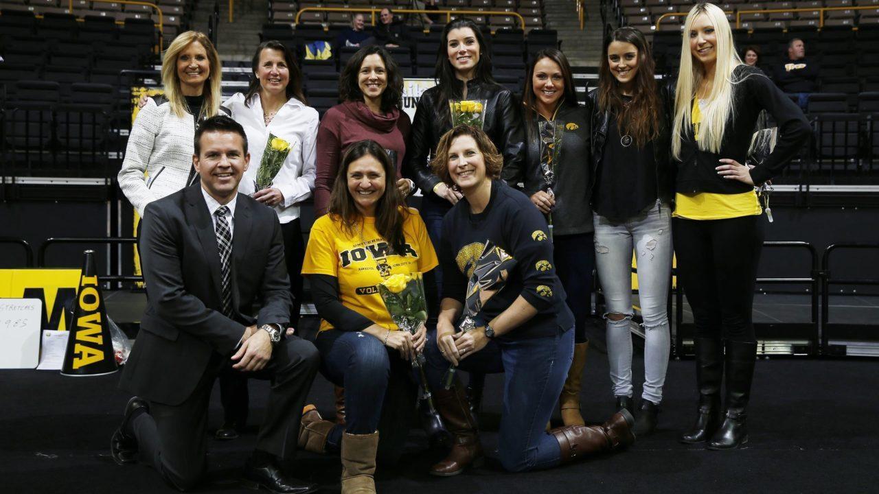 University of Iowa Alumni Day
