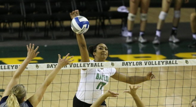 Baylor Sweeps LSU in Baton Rouge