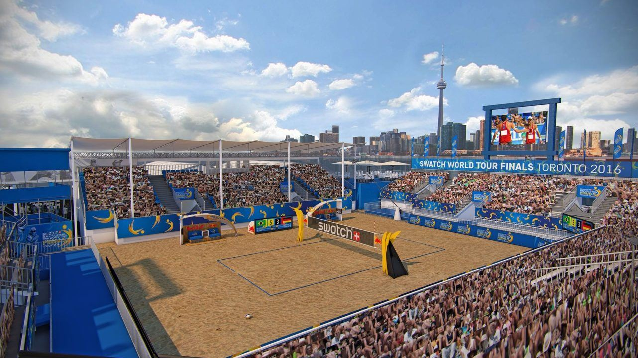 $500,000 in Prize Money Available at FIVB World Tour Finals