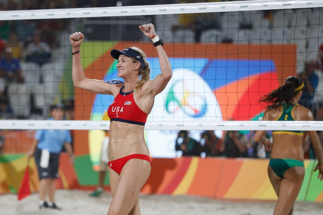 P1440 Teams Up with FIVB for Las Vegas Olympic Qualifying Event
