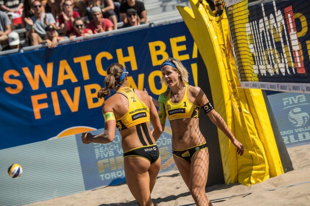 Ludwig/Walkenhorst Add World Tour Win to Olympic Gold