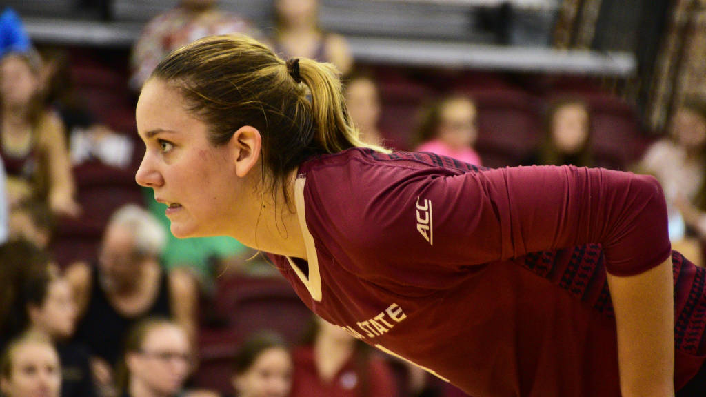 Top-Notch Defense Leads Florida State To Four Set Victory