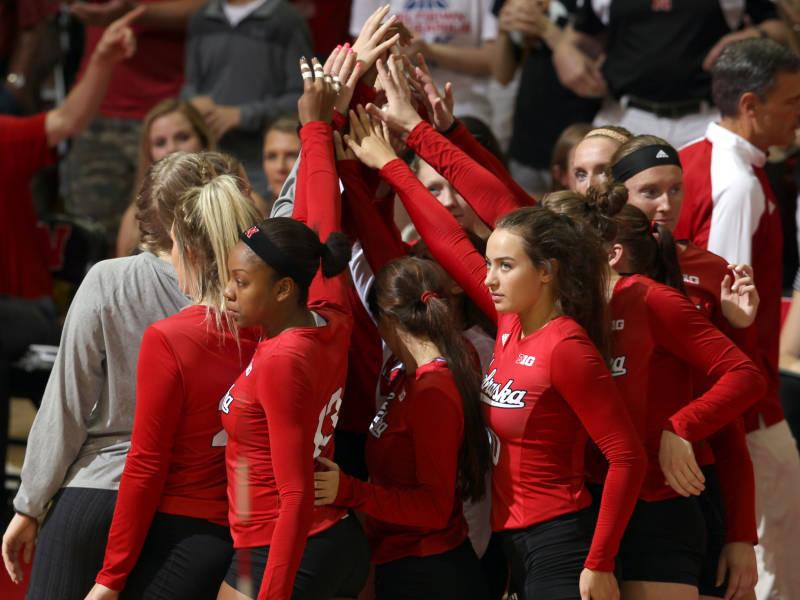 Nebraska Remains In-Control for Big Ten Title (11/14 Standings Update)