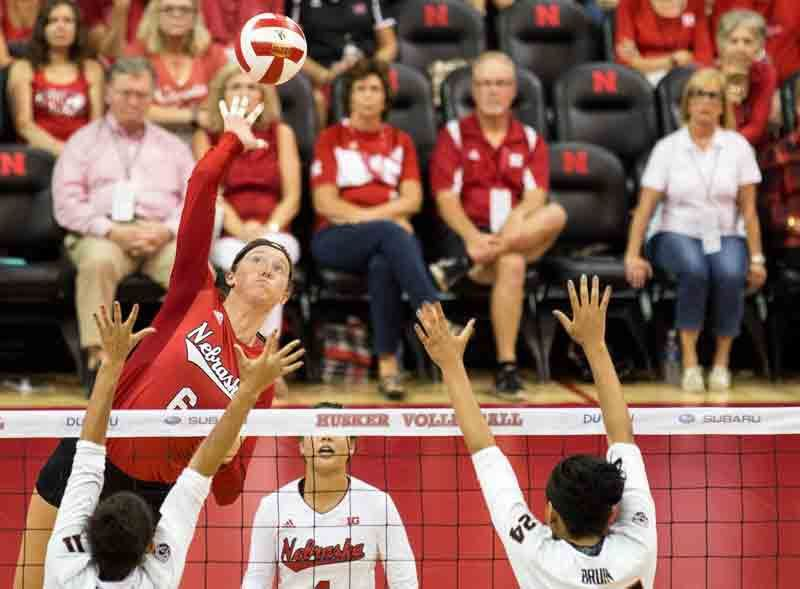 Nebraska Dominates in Exhibition Win Over Montreal