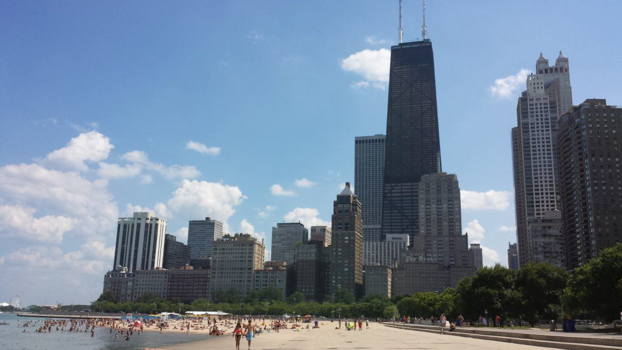 AVP Ends 2016 Tour With Chicago Open