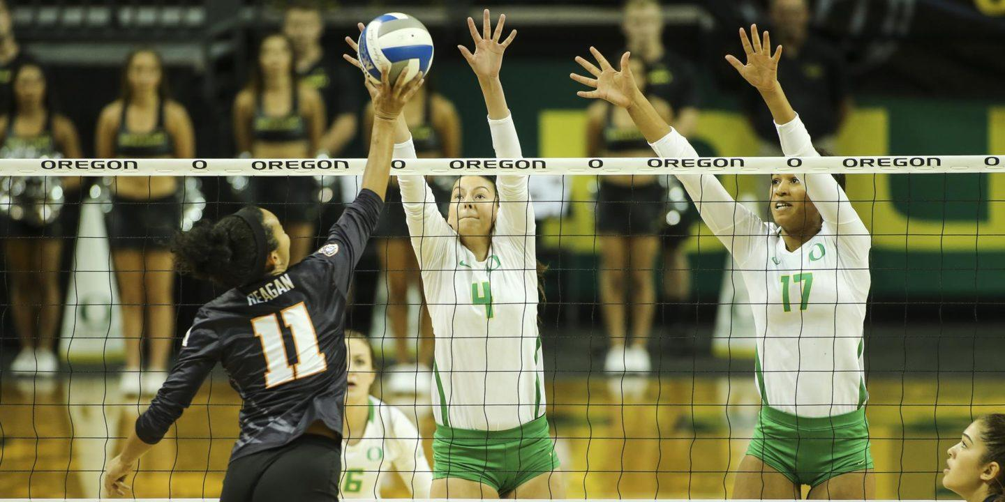 No. 24 Oregon Rolls Against In-State Rival Oregon State