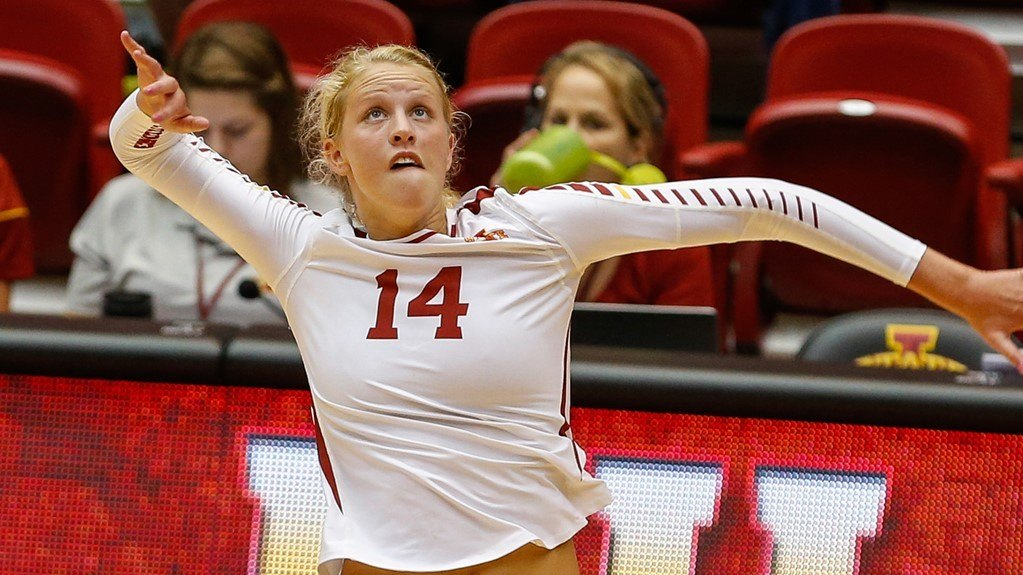 Strong Defensive Performance Leads TCU To Five Set Victory