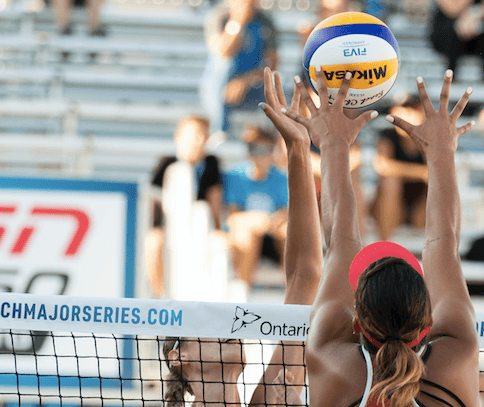 2016 FIVB Beach Volleyball Day 0 Photo Vault