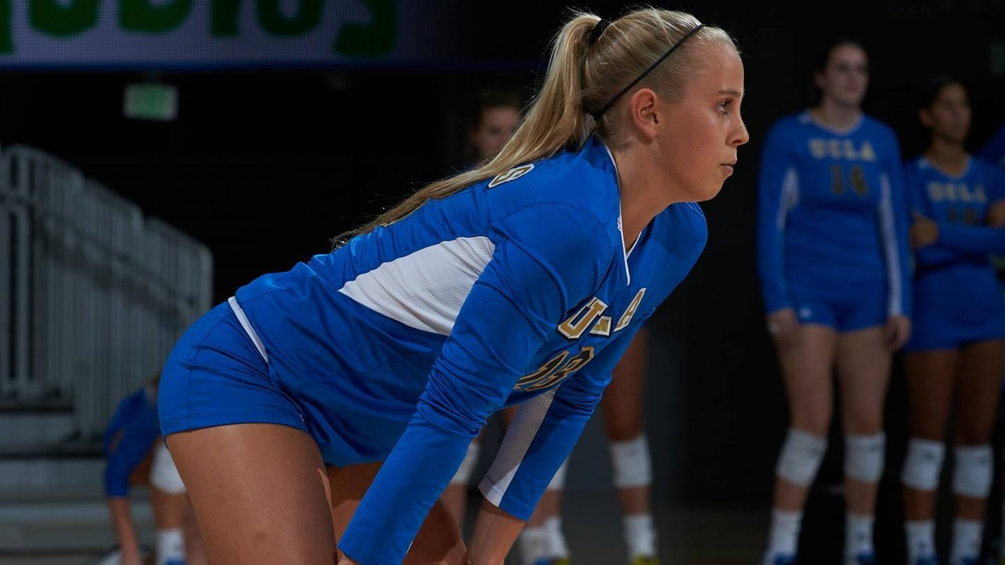 Ucla Picks Up Easy Win Over Oregon State In Sweep
