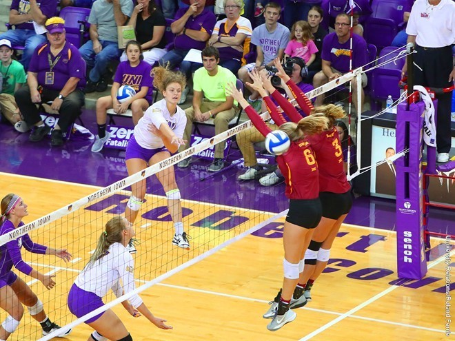 Panthers Win Marathon Match Over In-State Rival Cyclones
