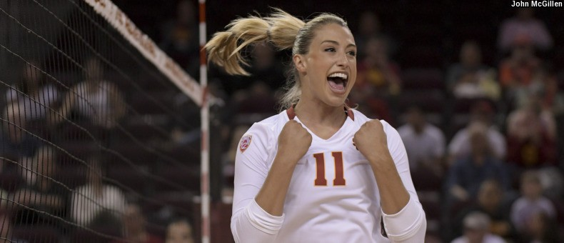 #24 USC Wins Tournament With Win Over Rice