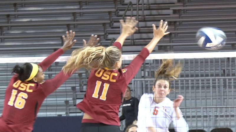 USC Women To Play In Four Spring Tournaments, Two At Home