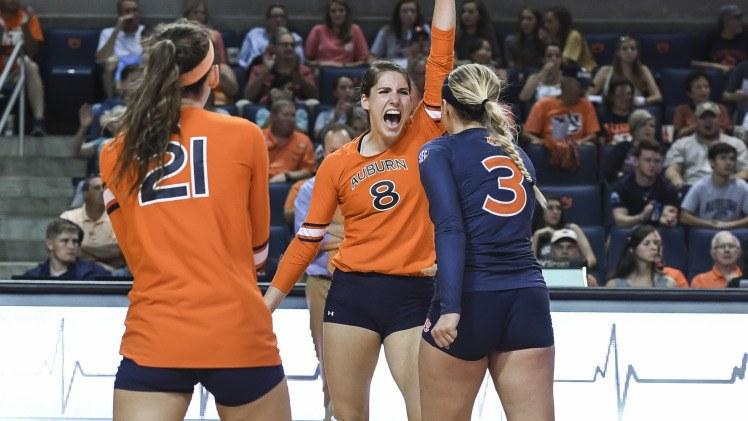 Auburn's Brenna McIlroy Takes Home SEC Player of the Week Honors