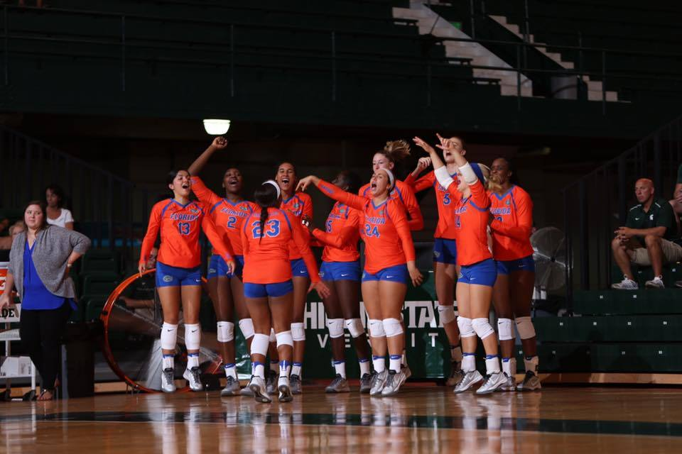 #8 Florida Crushes LIU Brooklyn in Three