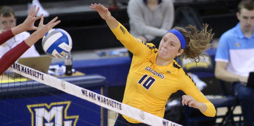 Creighton Takes Down Marquette In Three