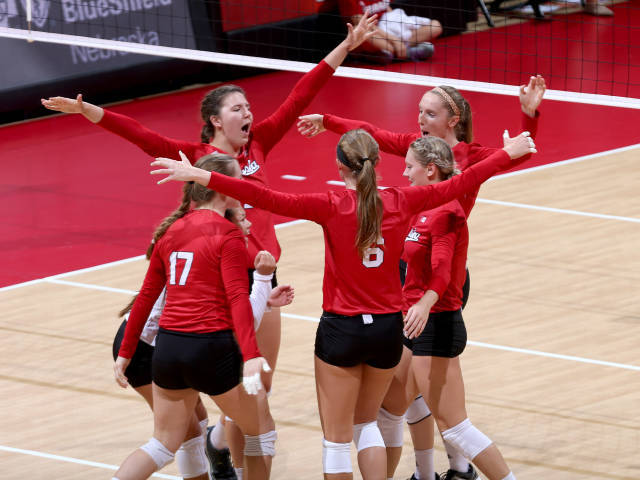 Huskers Selected As No. 1 Overall Seed For First Time Since 2006