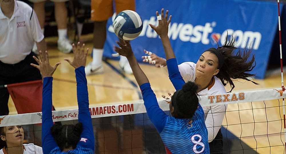 Last Two Big 12 Champs Collide in Lawrence – #6 Texas at #8 Kansas; Oct. 11 Preview