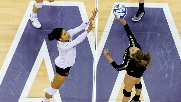 Washington Takes Down Utah Valley 3-0