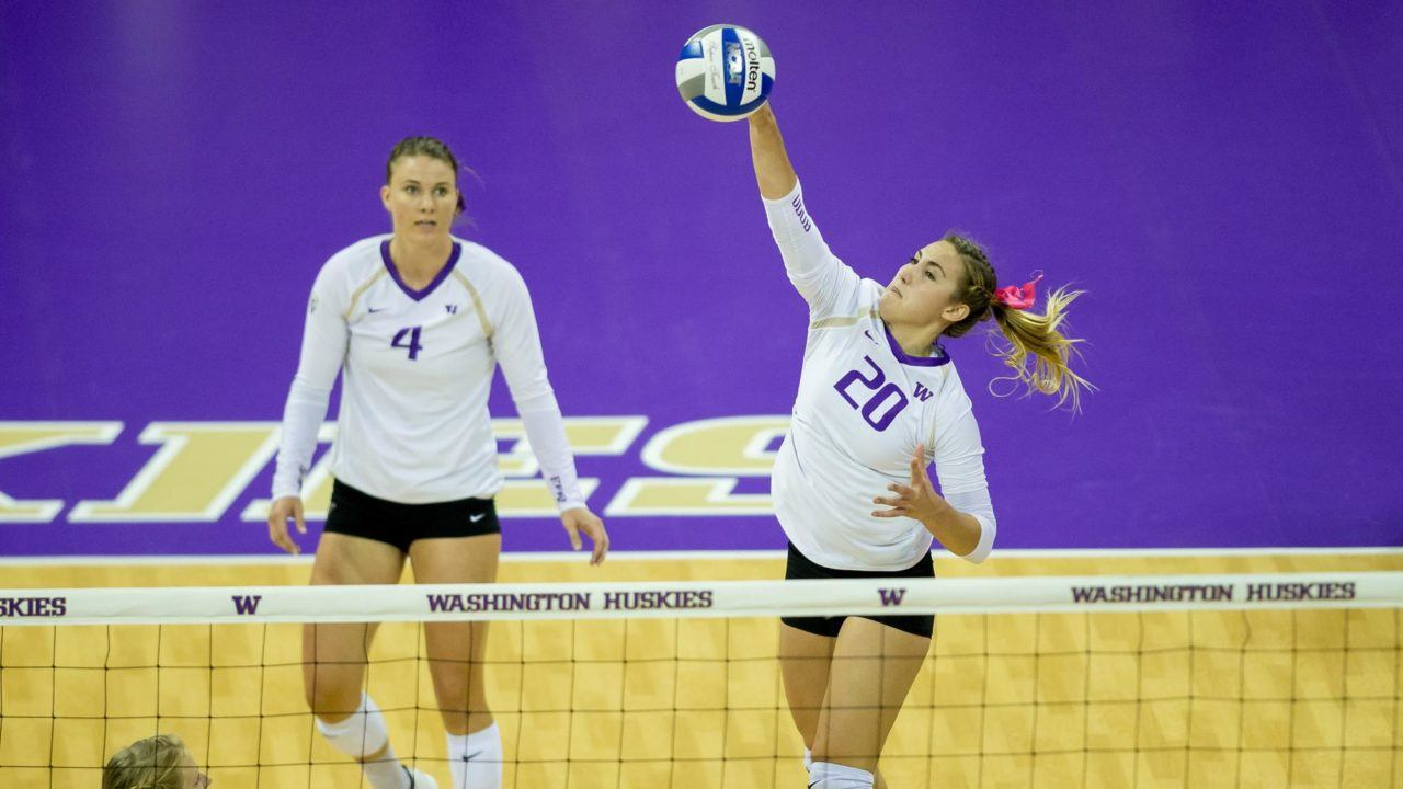#4 Washington sweeps #21 USC in First Pac-12 Win