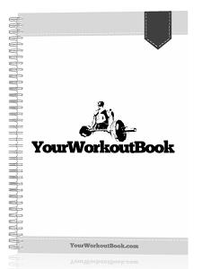workout-log-book