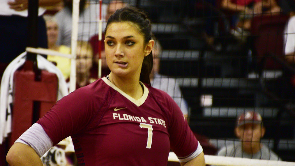 No. 11 Florida State Rolls Past Notre Dame In Three