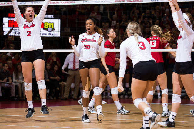 Six Nebraska Players Named To AVCA All-America Teams