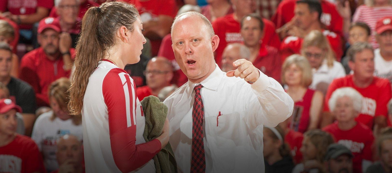 Wisconsin Extends Head Coach Kelly Sheffield Through 2022