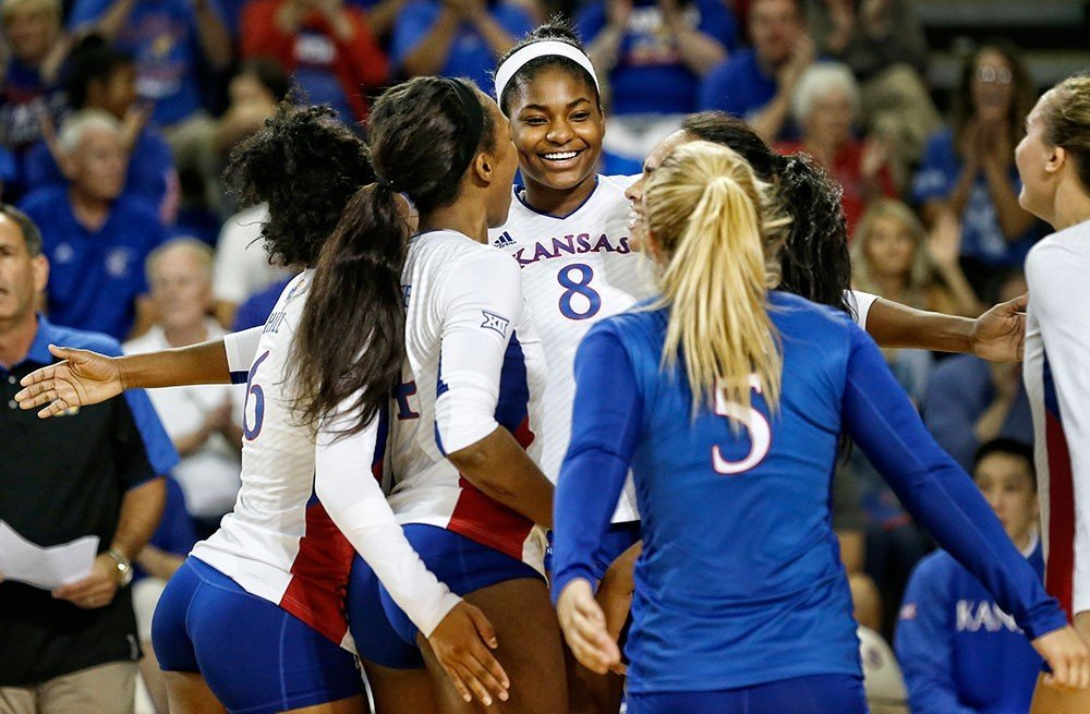Kelsie Payne of Kansas Awarded Big 12 Player of the Year