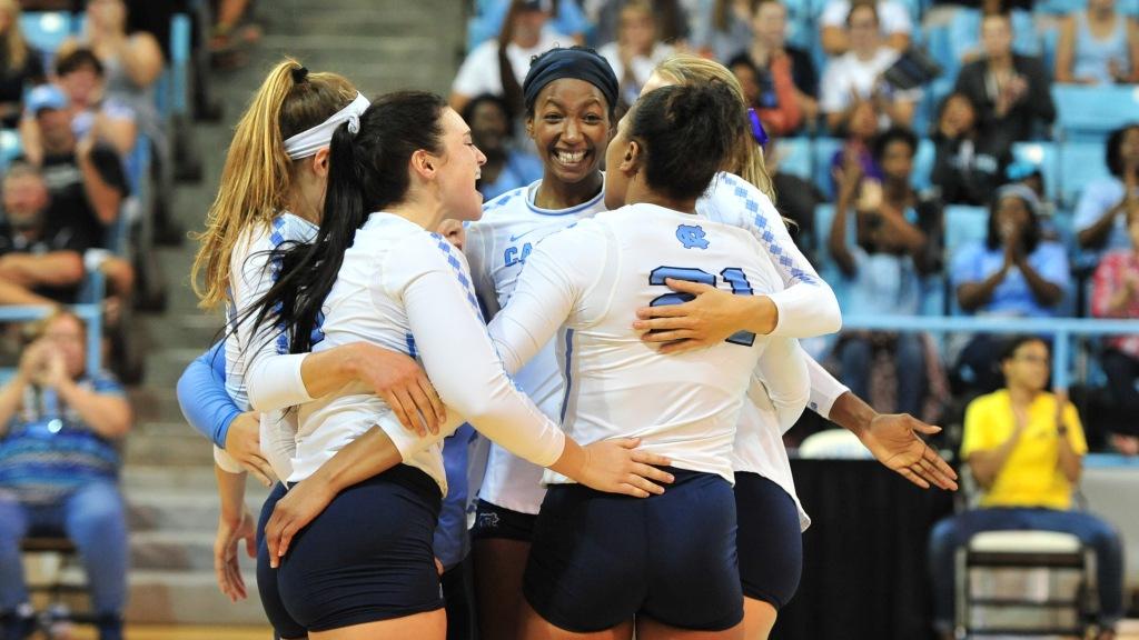 North Carolina Hands LSU First Loss of the Season