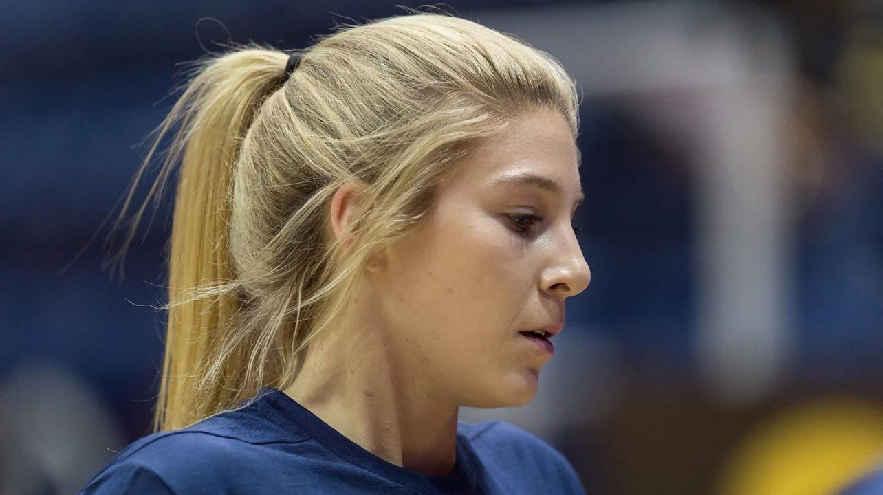 Cal's Savannah Rennie Makes Return to Court After Liver Transplant (VIDEO)