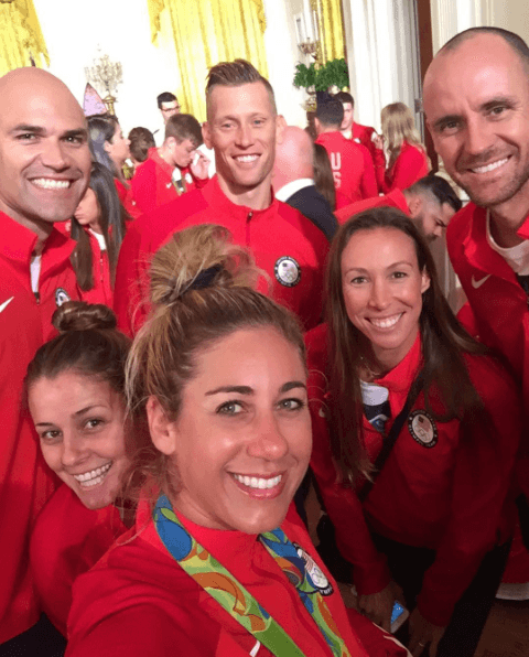 Olympians and Paralympians Tour White House and Meet President Obama