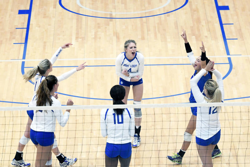 VolleyMob National Player of the Week: St. Louis University's Danielle Rygelski
