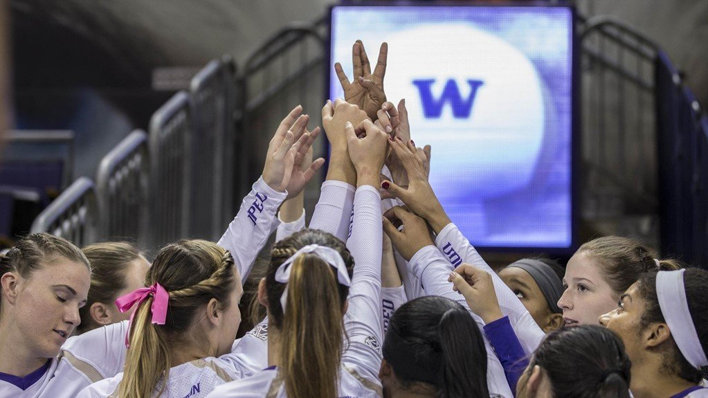 No. 7 Washington Claims Third Pac-12 Title In Four Year