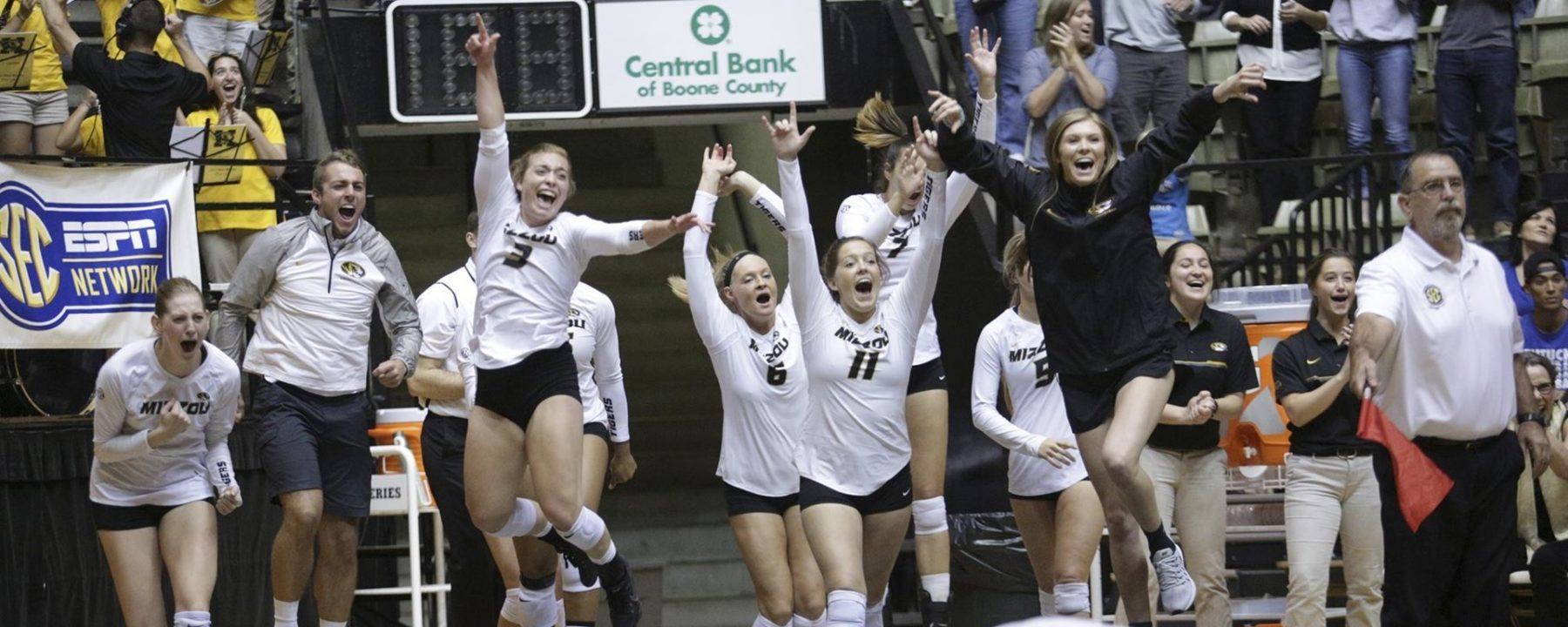 Missouri Begins Season With Four Non-Conference Tournaments