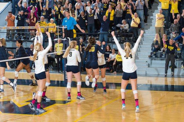 MSU's Fitterer Earns Big Ten Outstanding Sportsmanship Honor