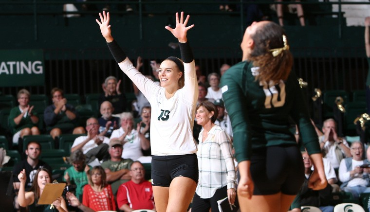 No. 11 Michigan State Throttles Rutgers