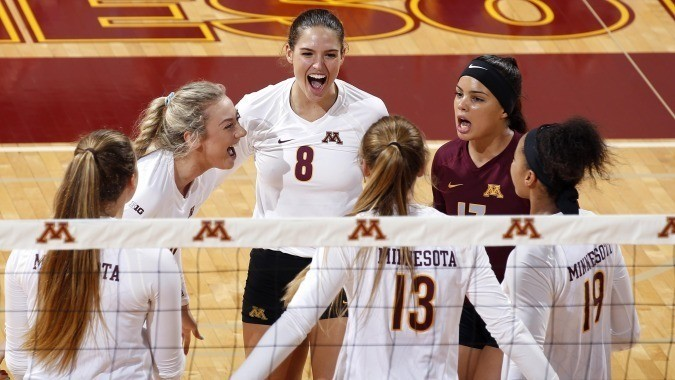 Minnesota's Sarah Wilhite Big 10 Player of the Year, Top Honors