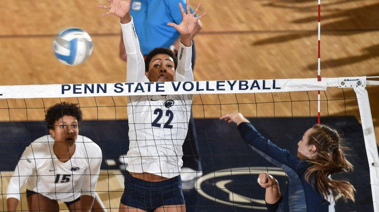 #1 Penn State out-hits Illinois .479 to .176 in Road Sweep