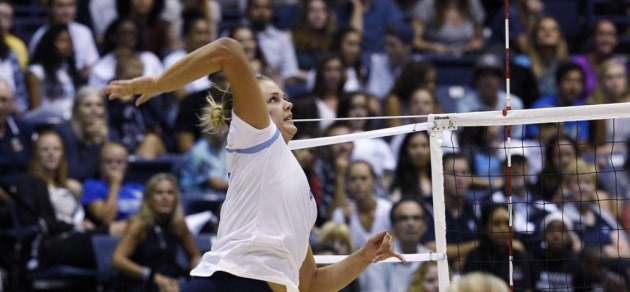 Lisa Kramer Led No. 11 San Diego To Three Set Sweep Over San Francisco