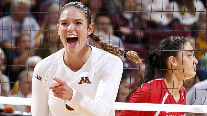 VolleyMob National Player of the Year: Minnesota's Sarah Wilhite