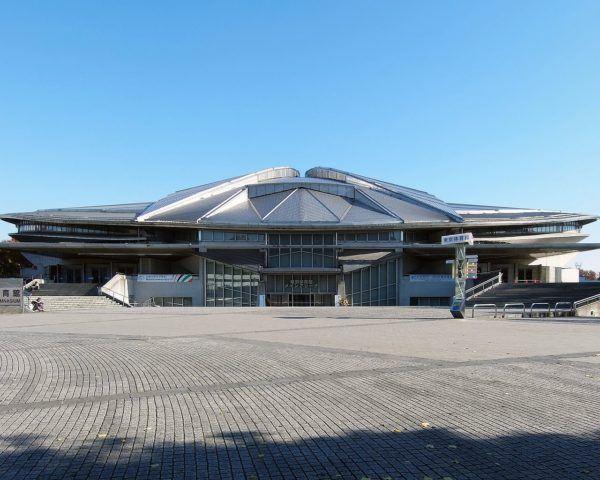 Tokyo Metropolitan Gymnasium, Capacity: 10000. Photo Courtesy: Wiiiii