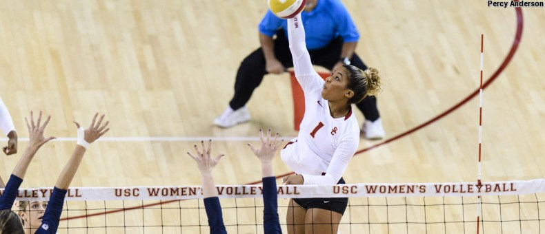 Former USC OH Alyse Ford Transfers To Fellow Pac-12 School Arizona St.