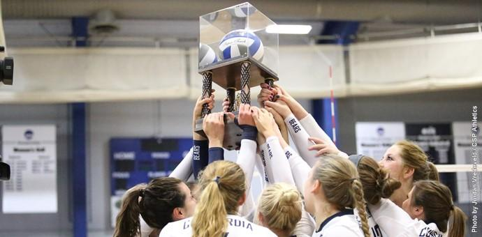 Concordia St. Paul Remains #1 In AVCA DII Poll After Undefeated Week