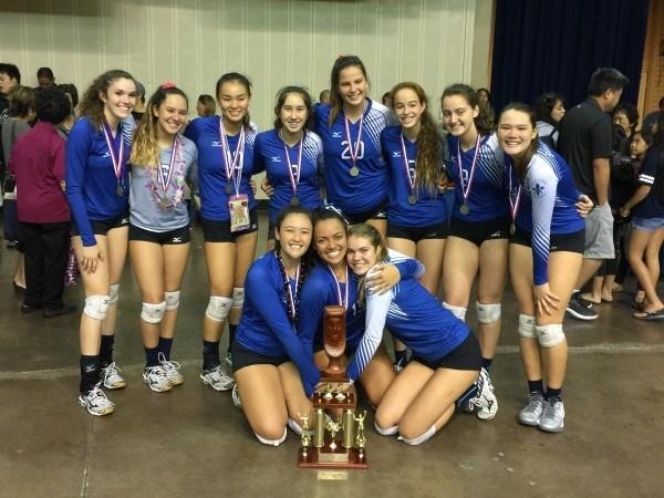 Le Jardin Wins First Hawaii High School State Championship