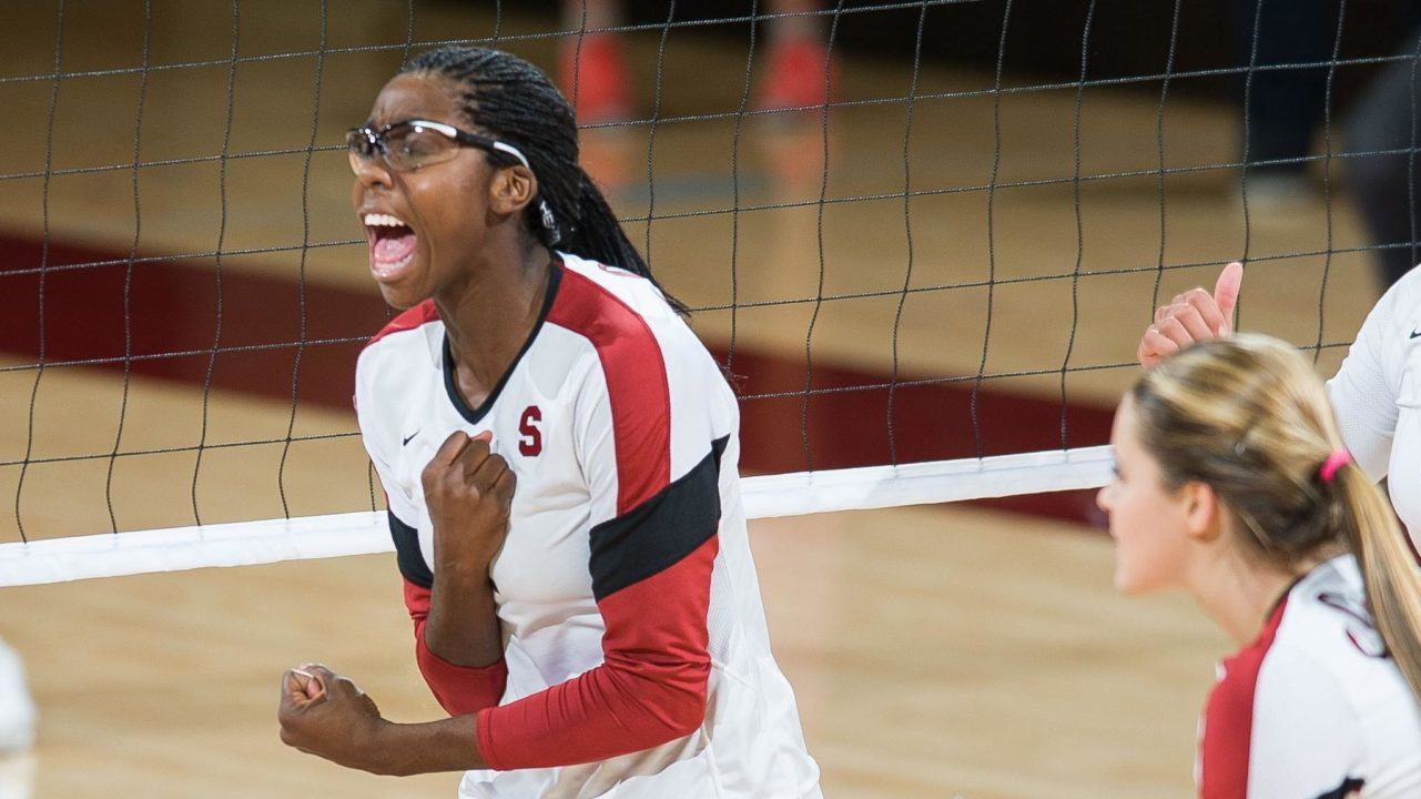 Inky Ajanaku Earns 2016 Honda Sports Award For Volleyball