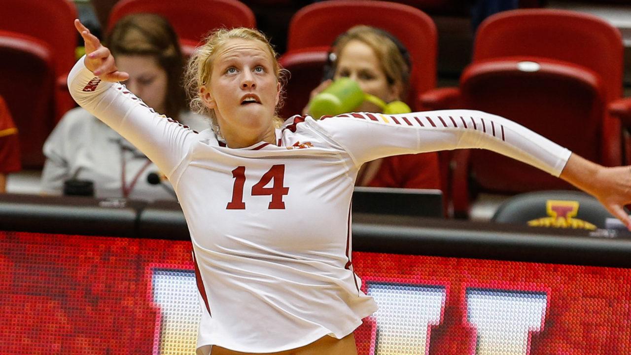 Iowa State's Jess Schaben Joins U.S. Collegiate National Team – Europe